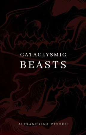 cataclysmic beasts | coming august 2020 | by blackburnings
