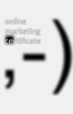 online marketing certificate by javaclasses