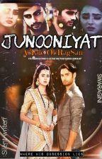 Swaragini- Junooniyat  by Silent-writerr