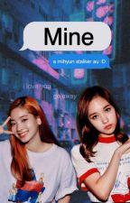 Mine    MiHyun by elevstrange
