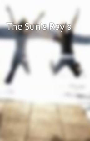 The Sun's Ray's by nicdal85