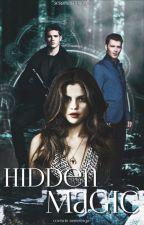 Hidden Magic ∞ Jeremy Gilbert by SeraphinaThrone