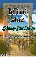 Mini Mini Percy Jackson by nyxess