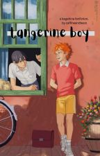 tangerine boy - kagehina by caffineandtears