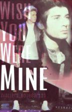 Wish You Were Mine(ZIALL AU) by fajrylights