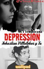 """""""Depression"""" Sebastián Villalobos y tu-1° Temporada by VianeBieber"""