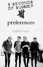 5 Seconds of Summer Preferences by LittleSvenja
