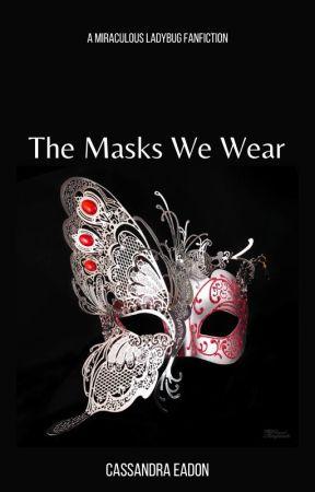 The Masks We Wear by ElisabethEadon