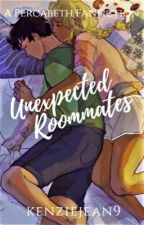Unexpected Roommates- A Percabeth Fanfiction by kenziejean9