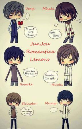Nowaki X Hiroki Lemon