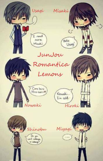 JunJou Romantica Lemons