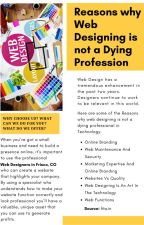 Reasons why Web Designing is not a Dying Profession by Wesleybates098