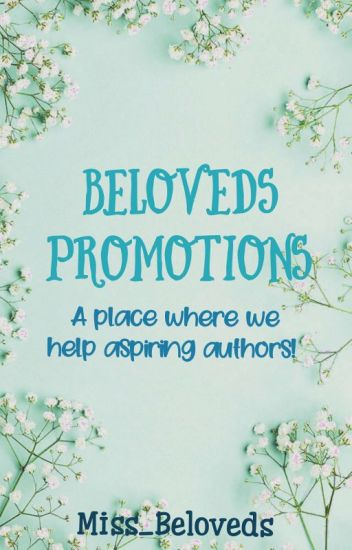 Beloveds Promotions [CLOSED]
