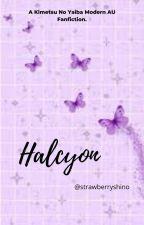 Halcyon. (Shinobu x Male Reader) by strawberryshino