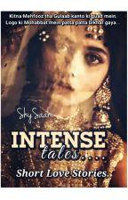Intense Tales. by ShySaahi