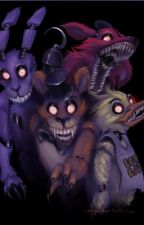 Five nights at Freddy's Puppets history by Paws_Kyoko13