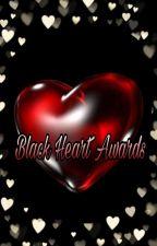 The Black Heart Awards 2020 by firehearts1415