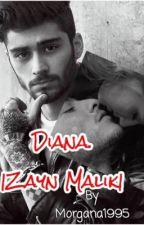 Diana. |Zayn Malik| by Morgana1995