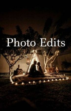 Photo edits by Bubbles012344