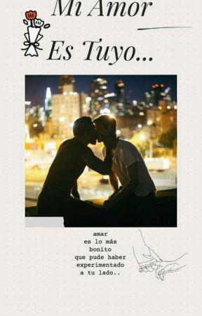 Mi Amor Es Tuyo  by AlexKing883