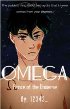 Omega, prince of the universe by 1234S_