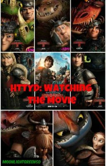 HTTYD: Watching the Movie