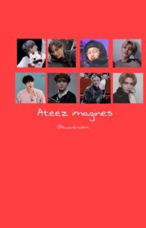 Ateez imagines  by flxweryexsang