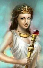 La hija de Poseidón by kanica10