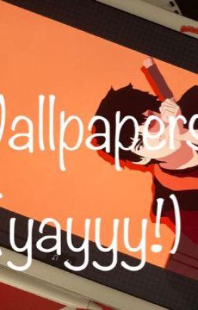 Wallpapers (yayyy!) by SuperAwkwardGirl