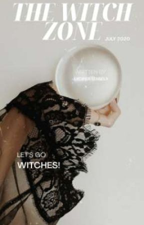 THE WITCH ZONE ( blog.. ) by -lxcifer