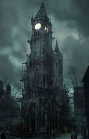 The Grey Tower by DatGirl12367