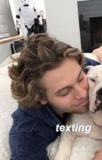 texting → lashton by lashtonnn
