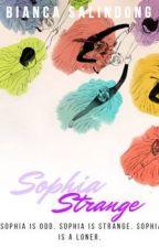 Sophia Strange by starsandmudpies