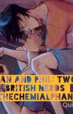 Dan and Phil: Two British Nerds by memetrash_