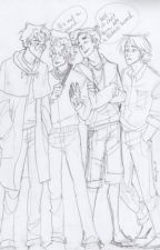 Demigods and Wizards (Harry Potter/ Percy Jackson) by XTheStorytellerX