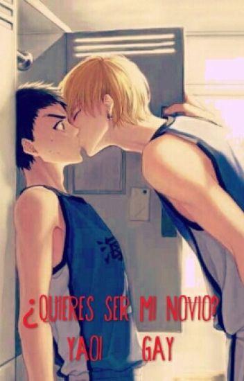 ¿Quieres ser mi novio? (yaoi/gay)
