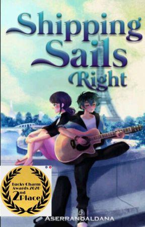 shipping sails right(in my opinion) by Aserranoaldana
