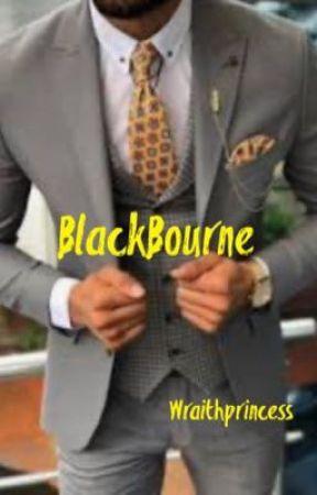 BlackBourne  by wraithprincess