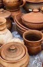The Pot Market by AngelPhoenixWOF