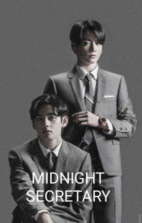 Midnight secretary [VKOOK]  by UwUvkoo