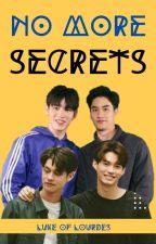 No More Secrets by lukeoflourdes