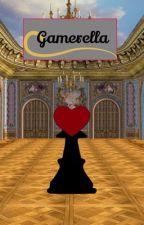 Gamerella (Kenhina Cinderella AU)  by Silvers-wonderland