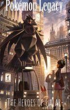 Pokemon Adventure -The Galar King- by ZakeriusAlverius