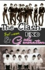 The Clash of Exo and Girls Generation by AlizaLyca