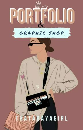 My Portfolio & Cover Shop |OPEN by thatabaya_graphics