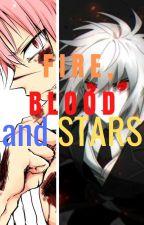 Fire, Blood and Stars by natsu_uzamaki
