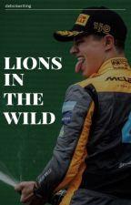 lions in the wild » lando norris by debsiswriting
