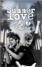 Summer Love 2 [CZ - Luke Hemmings] by eeenniegirlwriter
