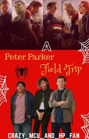 Peter Parker field trip by -crazymcuandhpfan