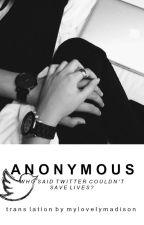 Anonymous || n.h - tłumaczenie by mylovelymadison